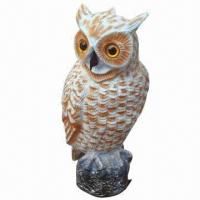 Best Owl Bird Animal Trapping, Bird Deterrant, Ideal for Garden Ornaments wholesale