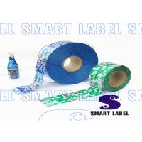 Quality Custom Clear Heat Shrink Wrap for Spray Bottle 8 Colors OPS Film for sale