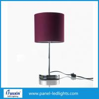 China 180 Degree Rotatable Bedroom Table Lamps , Led Desk Lamp Adjustable 0.3W on sale