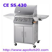 Quality Brasil Outdoor Gas Grill for sale