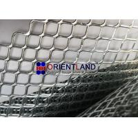 Quality 2mm-50mm Plain Expanded Metal Lath Sheet Wide Application Range for sale