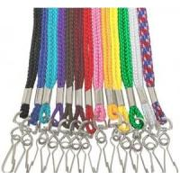 Quality Nylon Id Neck Lanyard with Swivel Hook for sale