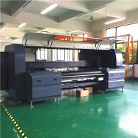 3.2 Meter Automatic Digital Textile Printer For Bedding / Curtain / Home Textile