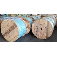 Quality Greased Galvanized steel core wire for ACSR for sale