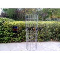 Quality Garden Ornamental Architectural Landscaping Gabion Column 50×100mm for sale