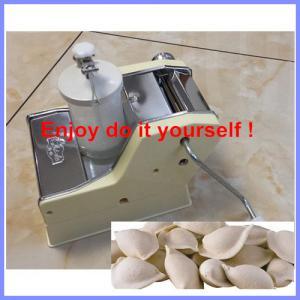 Quality small dumpling making machine, home use dumpling machine for sale
