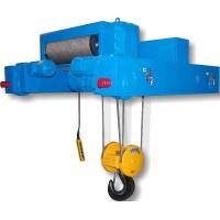 Quality Double Girder Electric Wire Rope Hoists SHA Type Electric Chain Hoist / Cable Hoist for sale