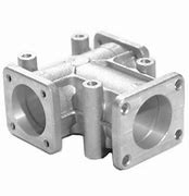 Quality Mechanical Parts Aluminum Alloy Casting DIN AISI ASTM BS Standard for sale