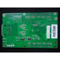 China Energy Saving DMX RGB Led Controller , Full Color Led Display Controller Card on sale