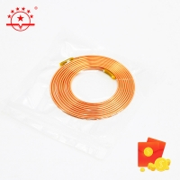 Quality Air Conditioner Wall Diameter 1.83mm Pancake Copper Tube for sale