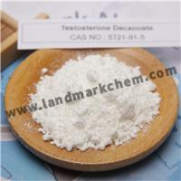 Buy cheap 99% high purity Anabolic steroid white raw powders Testosterone Decanoate for from wholesalers