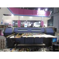 China 1440 DPI UV Inkjet Roll Printer Faltbed with High Precision Stepping System on sale