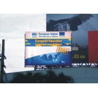 China P20 Outdoor Fixed-installed Advertising Electronic Led Digital Display Boards on sale