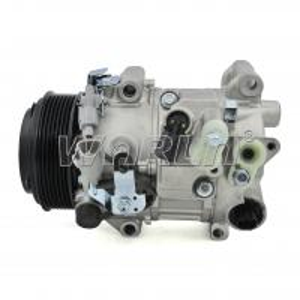 12V Auto AC Compressor 7SB19C/TSB19C for RX AL10 350 USA RX 350 3.5 V6 3456cc 447280-9210