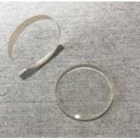 China CaF2 Substrate Glass Windows for Laser Protection for sale