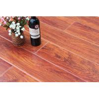China Mirror Surface Laminated Flooring with U-Groove Bevel,Good Style,8 mm on sale