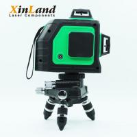 China Promotion price cheap rotary green beam 3d laser level 360 on sale