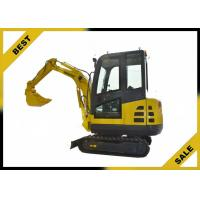 Quality 2.2ton 2200kg Operating Construction Equipment Excavator Flexible And Convenient Manipulation for sale