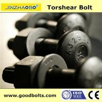 China Tor-shear Type High Strength Bolt Standard ASTM F1852 F2280(ISO9001:2008) on sale