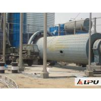 China Low Energy Consumption Cement Ball Mill Equipment , Industrial Ball Mill on sale