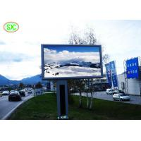 China Electronic Digital Advertising LED Screens , outdoor led display panel High brightness on sale