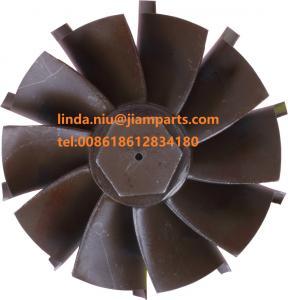 China Caterpillar Industrial Truck Engine Turbo Shaft 451938-0001 GTA500201BS  For Garrett Turbo 716875-0001 Turbine Wheel on sale