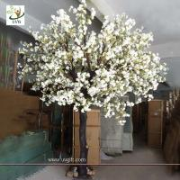 Best UVG planning a wedding fake white cherry blossom tree for indoor decoration CHR071 wholesale