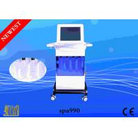 Best 12 Inch Control Screen Hydro Dermabrasion Machine Water Oxygen Activating Effect wholesale