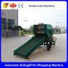 Buy cheap Full automatic corn silage baler machine mini round hay balers mini hay baler from wholesalers