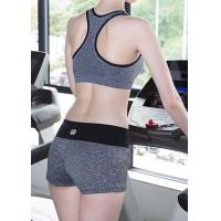 China Spring / Summer Womens Sports Shorts Engineered With Functional Fabric Light Weight on sale