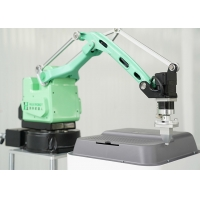 Pick And Place Gripper Industrial Smart 4 Axis Robot Arm for sale