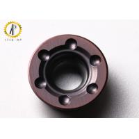 Buy cheap Round Milling Tungsten Carbide Inserts RDMT1204MO For Semi Finishing And from wholesalers