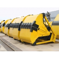 Quality stainless steel Hydraulic Clamshell Grab Bucket For Bulk Cargo for sale