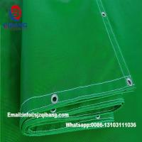 Quality PVC Fireproof Mesh Sheet for Scaffolding Protection for sale