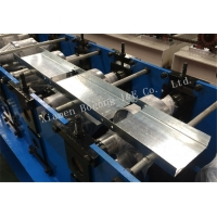 Buy cheap 10 Station 5.5KW Purlin Roll Forming Machine For U Shape Steel Profile from wholesalers