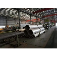 Quality ASTM A192 114.3mm Beveled Carbon Steel Seamless Tube Grade A1 for sale