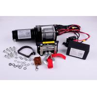 China 12v 2000lbs small atv winch with ce on sale