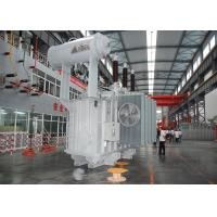 Quality Oltc Three Phase Oil Immersed Power Transformer 35kv With Two Winding for sale