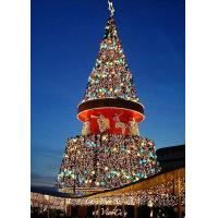 Buy cheap Giant Artificial Outdoor Christmas Tree from wholesalers