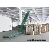 Buy cheap Incline Mobile Grain Truck Loading Belt Conveyor With Large Dip And Steep Angle from wholesalers