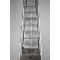 China Manual Operating Golden Flame Patio Heaters , Backyard Creations Patio Heater on sale