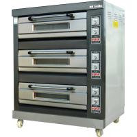 commercial baking equipment three layer electric pizza. Black Bedroom Furniture Sets. Home Design Ideas