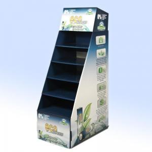 Quality Corrugated Display Shelf for sale