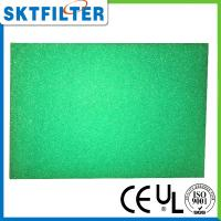 China 2014 30ppi Bright Green Factory supply low cost air-condition and auto filter mesh on sale