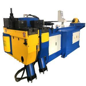 Quality Hydraulic Muffler 1.0mm Steel Tube Bending Machine Semi Automatic for sale