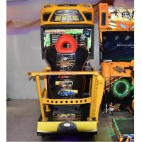 Quality Plastic Need For Speed Arcade Machine / Drable Car Racing Arcade Machine for sale