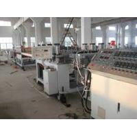 Quality WPC Photo Album Foamed Board Machine , WPC Construction Board Extrusion Line for sale