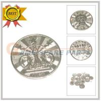 Buy cheap Iron coin(23*1.85) from wholesalers