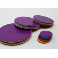 Buy Lick - To - Stick Gummed Paper Circles Pack Different Sizes Assorted Colour at wholesale prices
