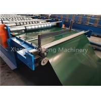 Quality Color Steel Corrugated Roof Roll Forming Machine For 0.2mm Thickness for sale